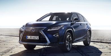 Lexus startet stark ins neue Jahr