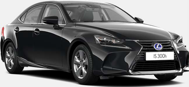 Lexus IS 300h BE GK Teaser