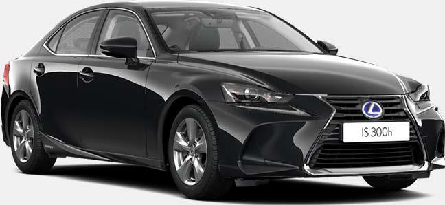 Lexus IS 300h BE GK Teaser