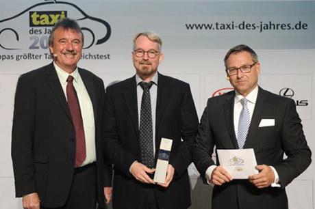 taxi des jahres preis 2017