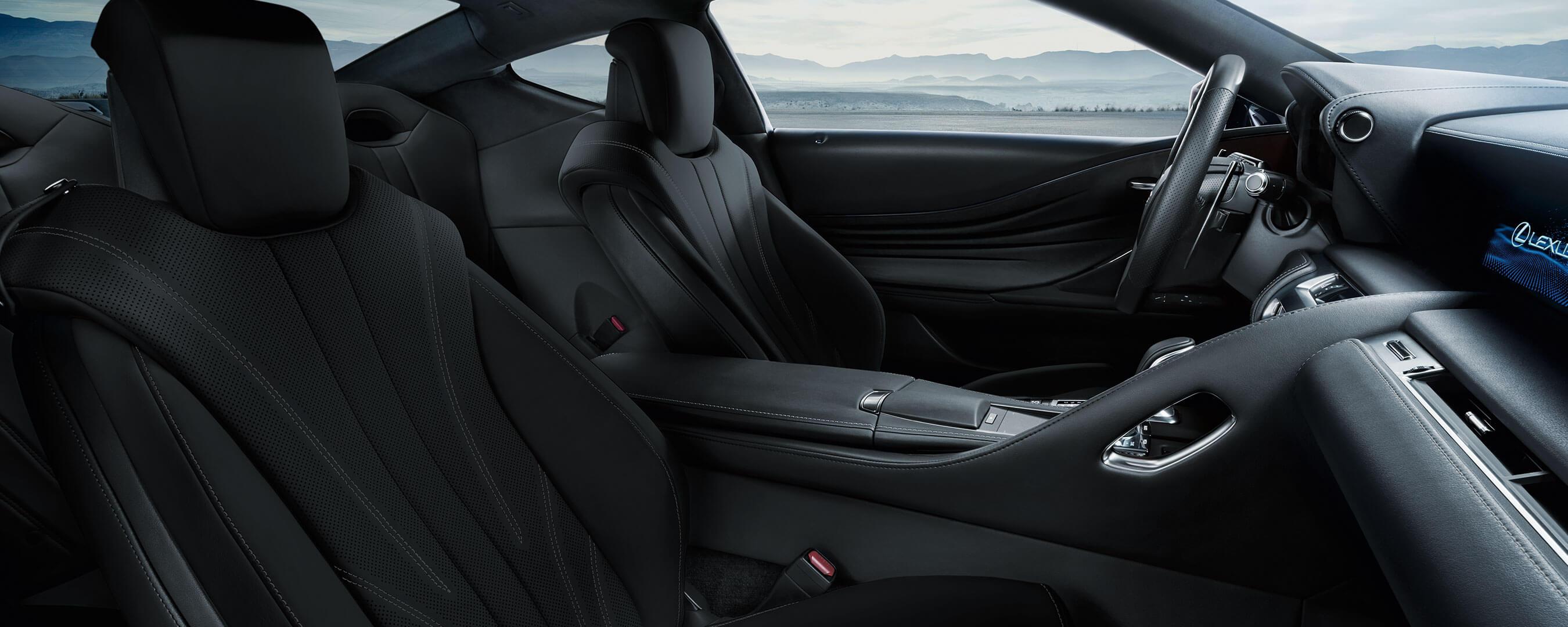 2017 lexus lc 500h experience hero opt 2 interior back