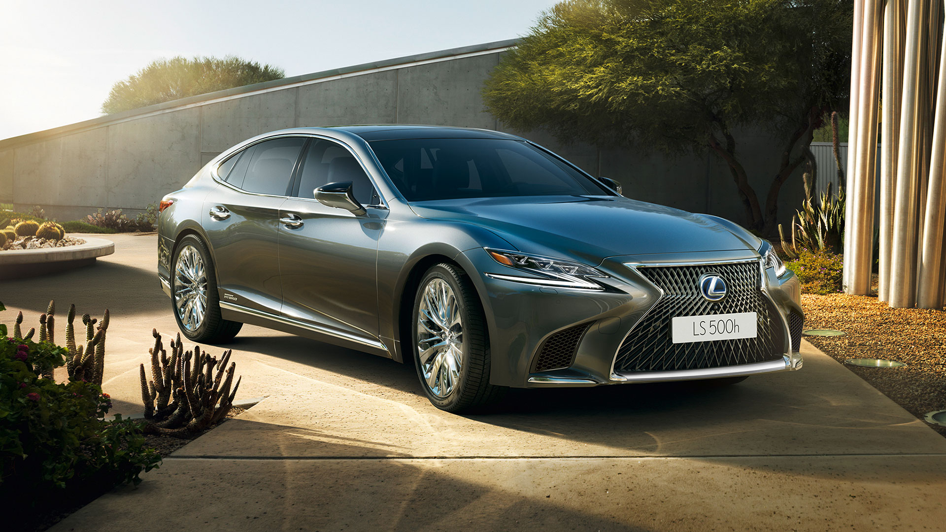 2018 lexus ls 500h next steps personalise