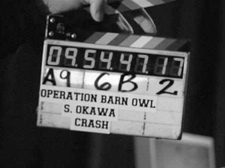 Plano de grabación del corto Barn Ownl