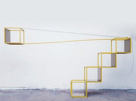 Crane es una librería que basa su diseño en un juego de equilibrio