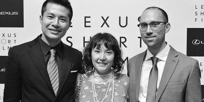 Lexus Short Films contó con el apoyo de la comunidad de Hollywood