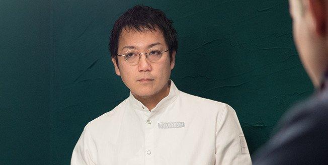 Chef ganador de varias estrellas Michelin autor de platos únicos