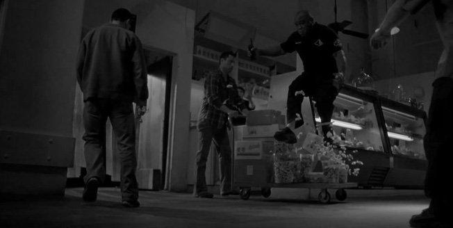 La película está inspirada en el Mercado Central de los Ángeles