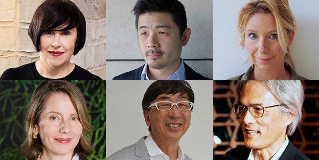 Integrantes de los premios Lexus 2017
