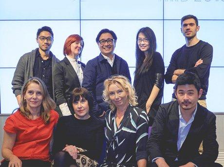 El grupo de investigación sobre medios tangibles dirigido por el profesor Hiroshi Ishii