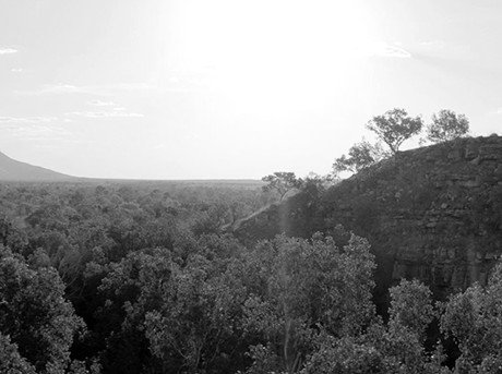 Vista general de paisaje