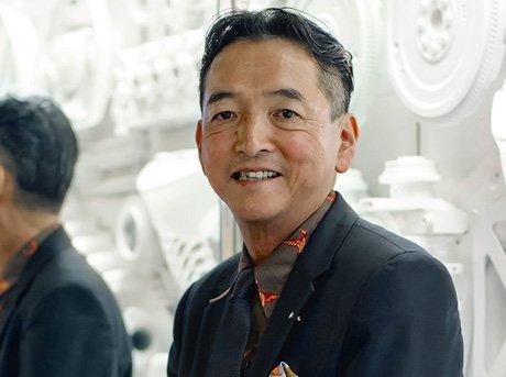 El presidente de Lexus Tokuo Fukuichi