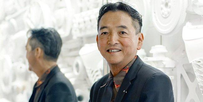 Presidente de Lexus Fukuichi y el futuro