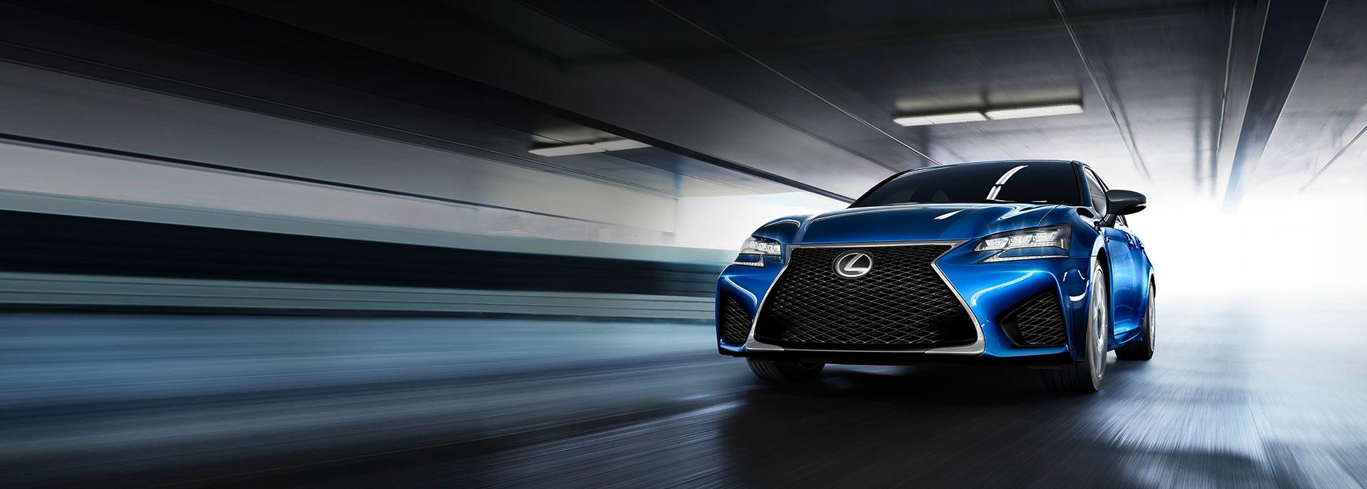 Lexus GSF velocidad