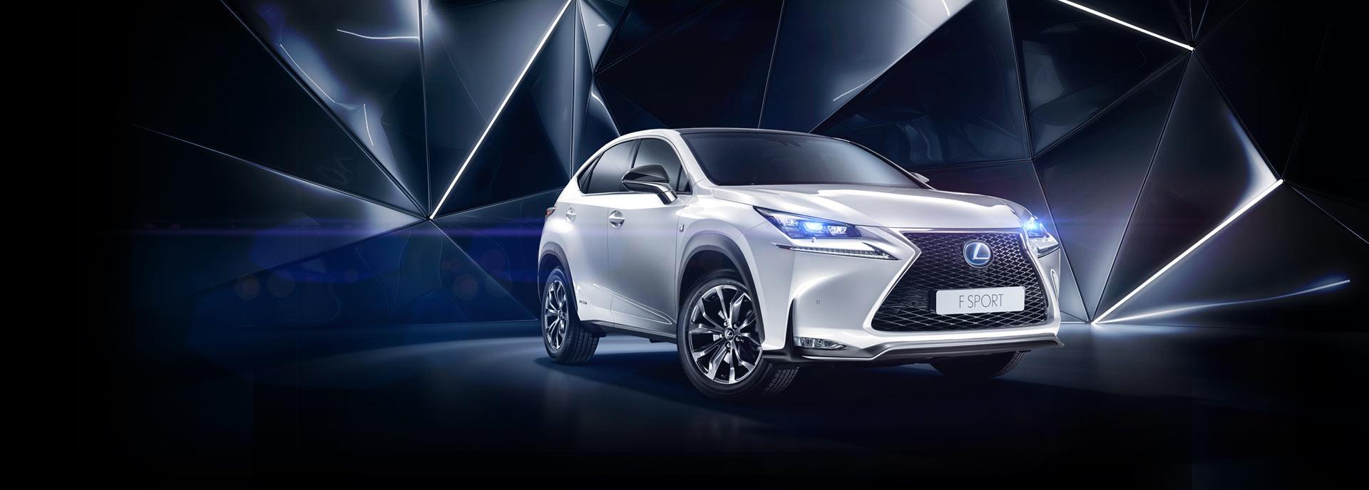 Lexus NX presentacion