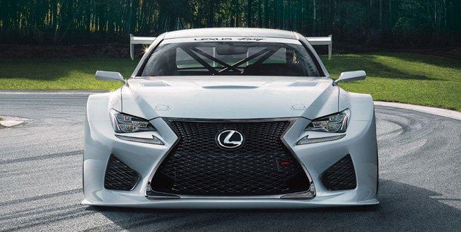 La nueva incursión en las carreras GT3 de Lexus