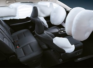 Ofertas NX 300h Equipamiento 8 airbags
