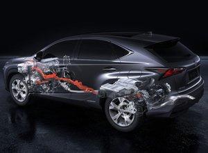 Ofertas NX 300h conduccion hybrida