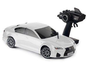 Modelo Lexus RCF radio control color blanco
