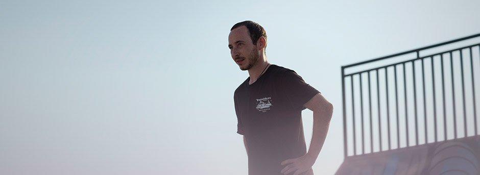 El skater profesional Ross Mcgouran participo en el proyecto de Lexus