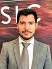 Primer plano del Asesor Comercial de Alicante Antonio Chafra