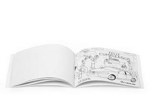 Cuaderno de dibujo para colorear MKB 002 0001