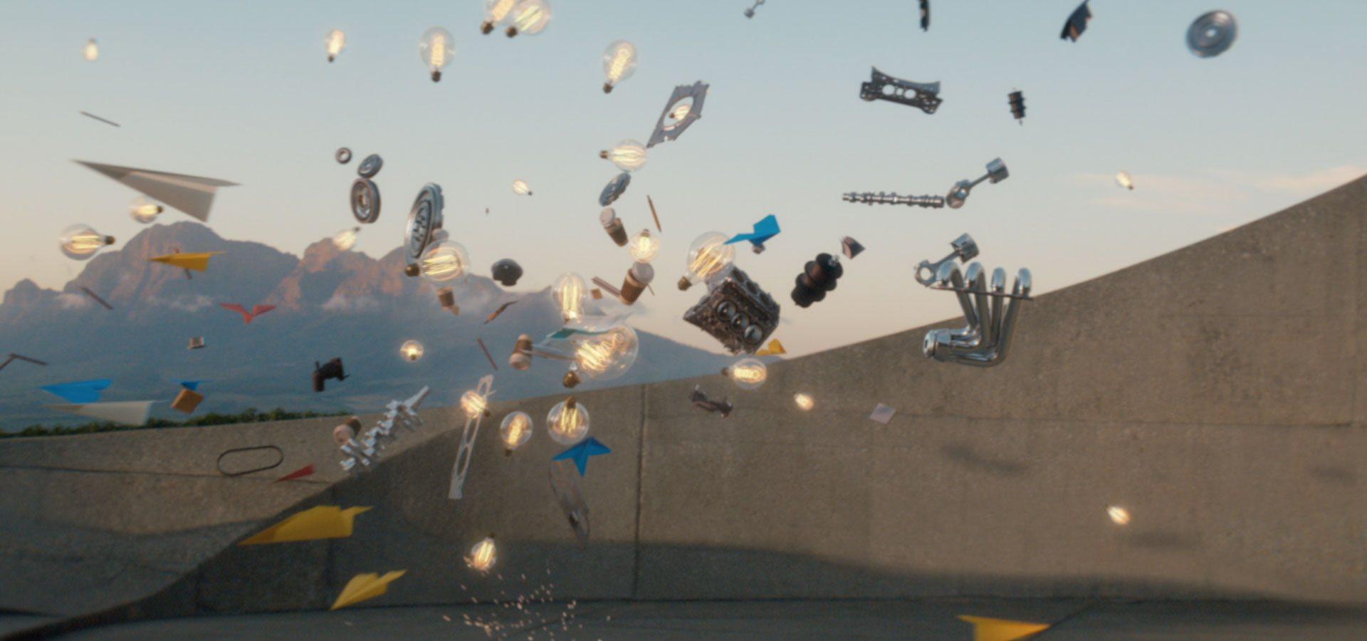Video de la última película de campaña de Lexus