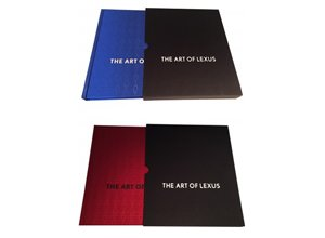 Libro Art of Lexus MKB 033 0008 9