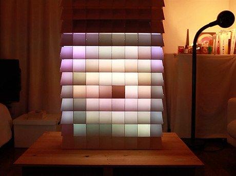 El diseño Pixel integrado en una vivienda
