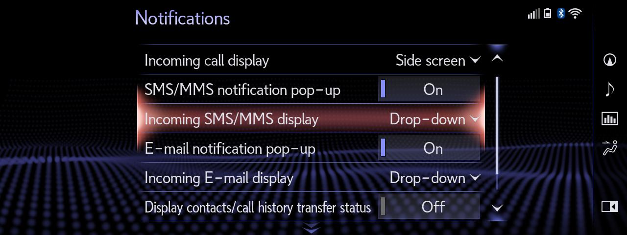 04 Full Screen SMS