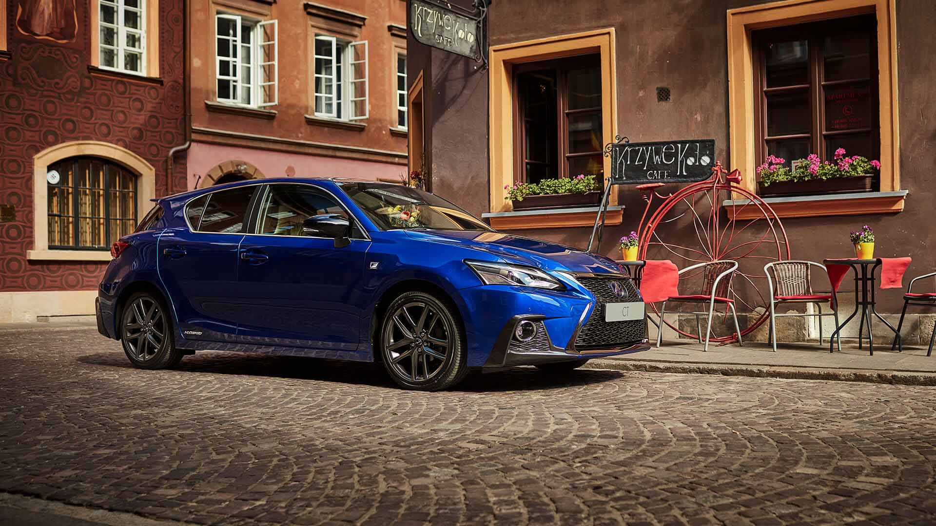 2018 lexus ct 200h my18 campaign vid cover