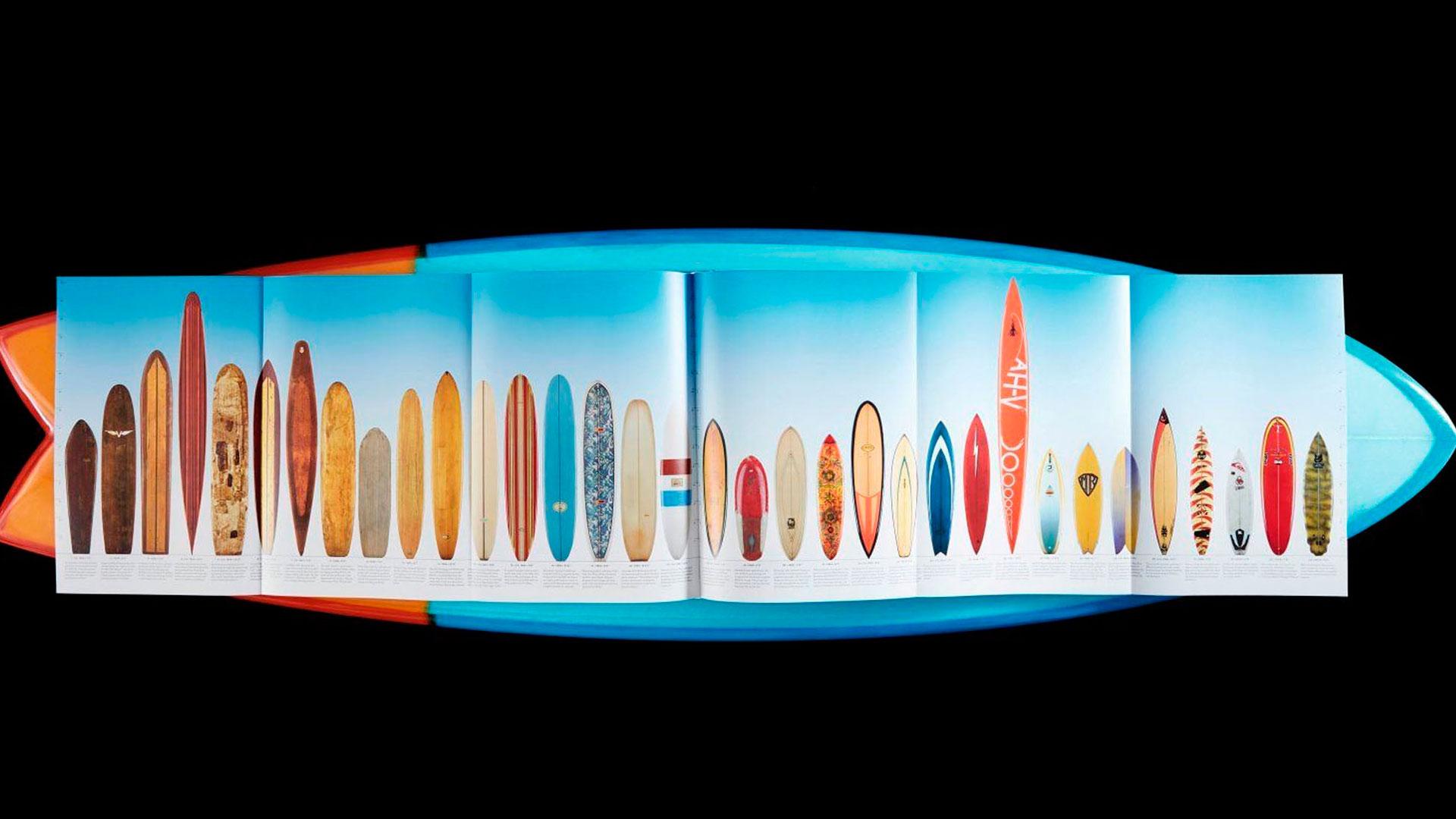 El homenaje al Surf hero asset