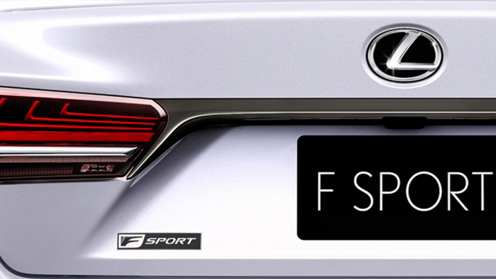 Lexus ls 500 f sport hero asset