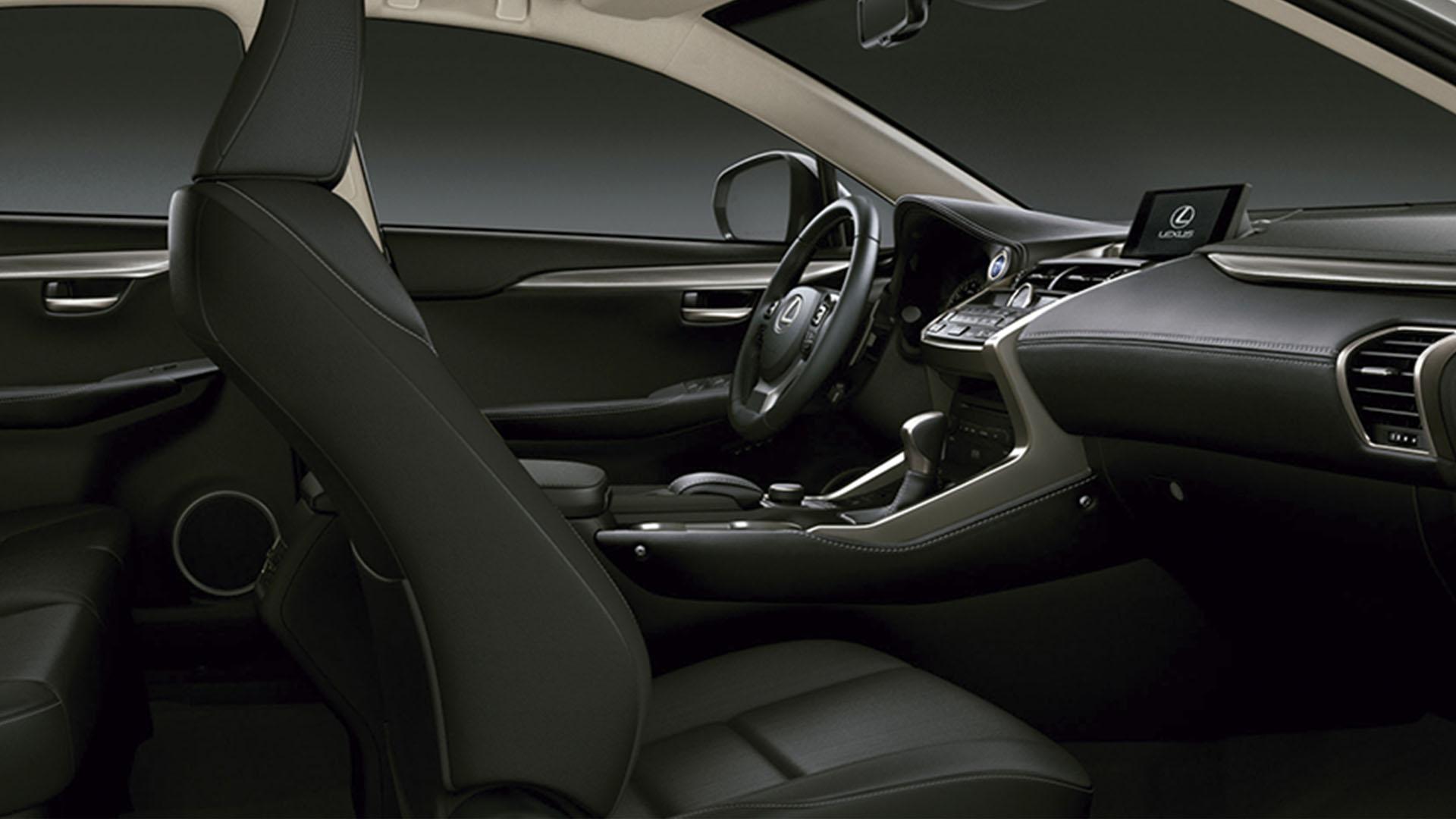 Nueva versión Sport Edition para el Lexus NX 300h hero asset