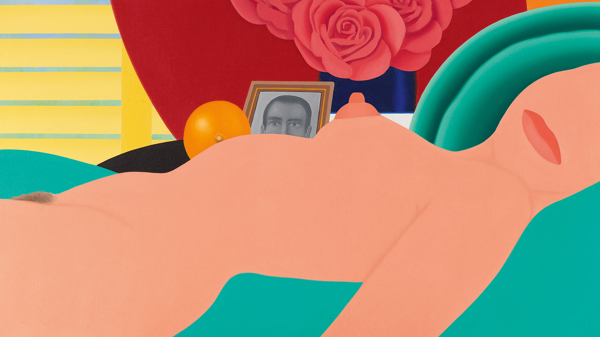Tom Wesselmann hero asset