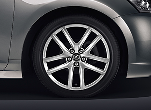 CT200h BusinessEdition Features 17AlloyWheels