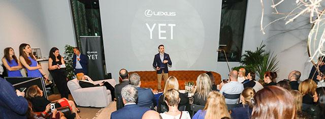 Lexus YET Experience I