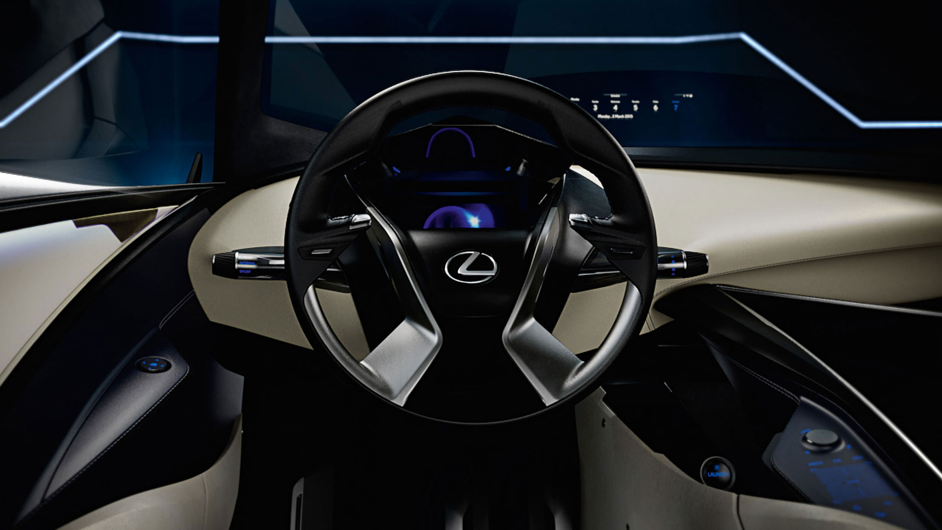 lexus LF SA section03 00