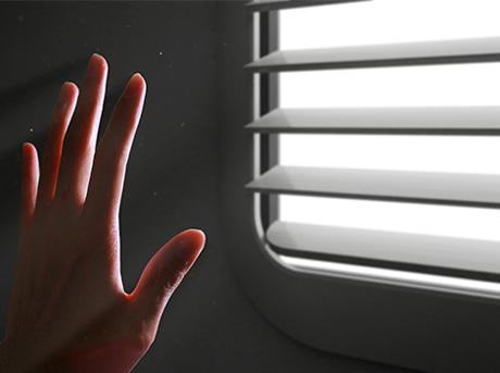 Chun Fu ja Chi Ming Pao tekivät lämmittimen joka simuloi ikkunan läpi paistavaa aurinkoa