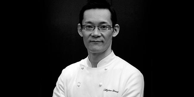 Ruokasuunnittelija Hajime Yoneda kertoo kulinarismista