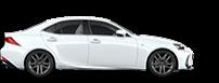 Lexus IS 300h menu