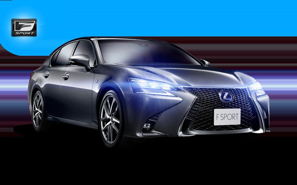 Lexus GS 450h F SPORT Hybrid