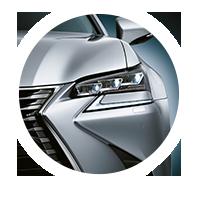 Lexus GS 300h Hybrid LED ajovalot