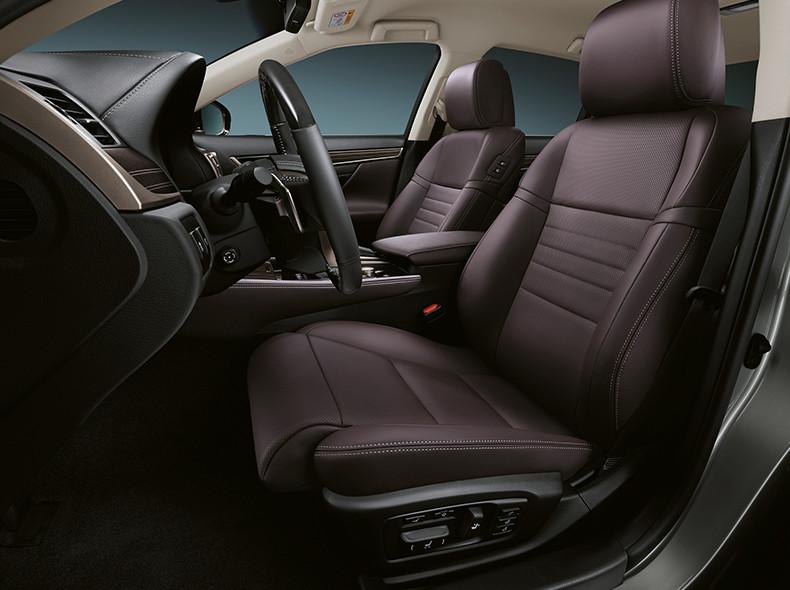 Lexus GS 450h Hybrid etupenkit