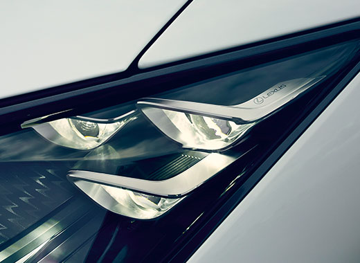 2017 Lexus LC 500h gallery 004