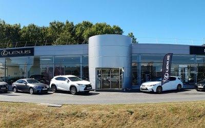 Concession Lexus Nantes
