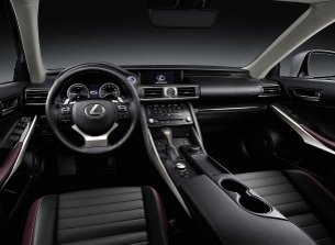is 300h sport black interior