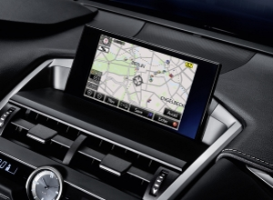 NX300h SportEdition Features LexusNavigation