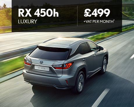 BCH RX 450h Luxury