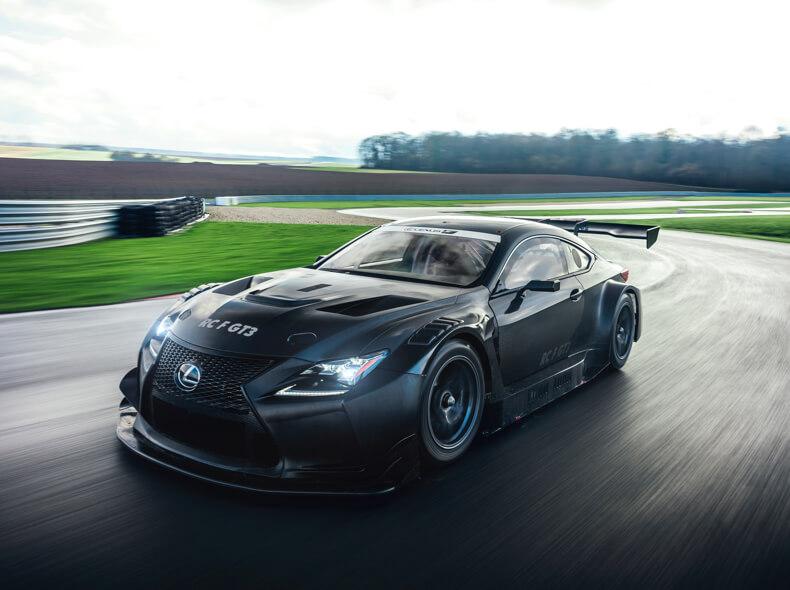 Lexus RC F GT3 03