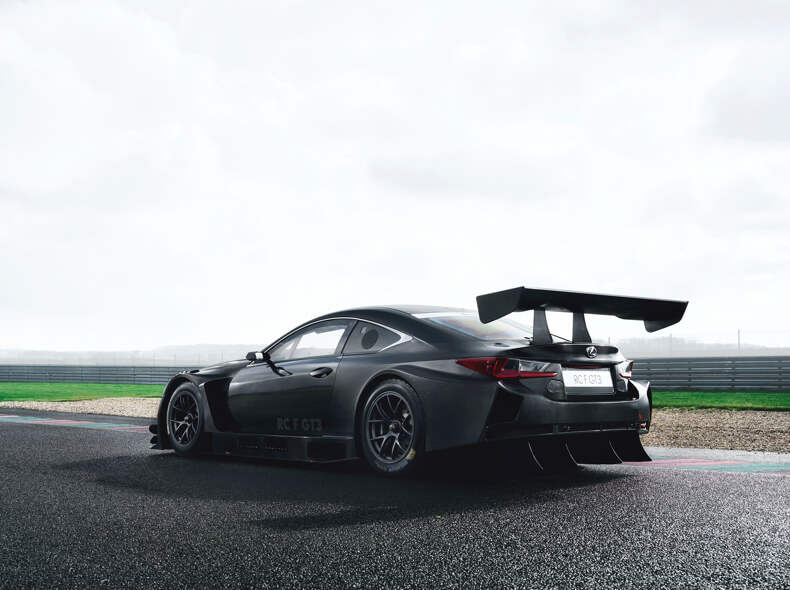 Lexus RC F GT3 04
